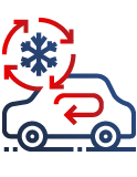 air conditioning services icon
